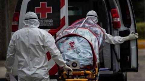 Murieron 14 por COVID en Baja California, 10 de ellos en Tijuana