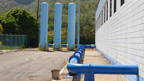 Sistema de bombeo permitirá regularizar servicio de agua