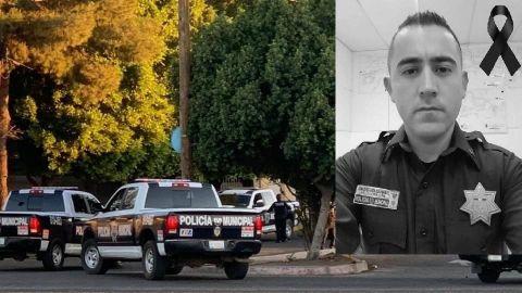 El policía asesinado en Tecate, andaba de civil