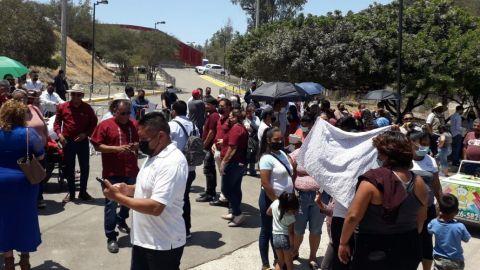 Preparan último evento de López Obrador en BC
