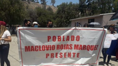 Vecinos de Maclovio Rojas desmienten a Ruíz Uribe