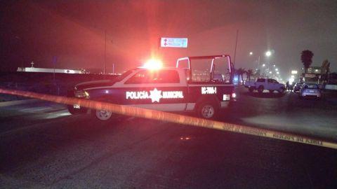 Matan a hombre a balazos en Ensenada