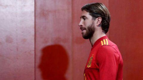 Sin Sergio Ramos, España presenta lista de futbol para Tokio