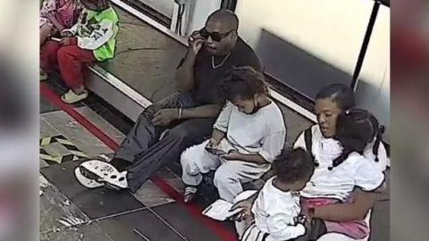 Captan al rapero Kanye West de visita en México