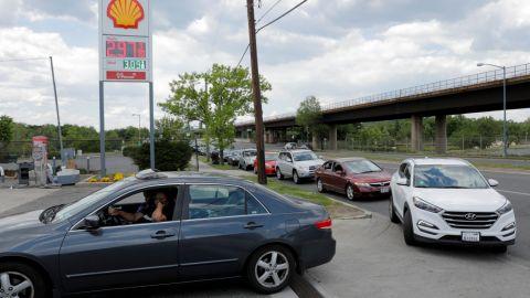 Escasez de gasolina provocará alza de precios en EU tras festejos del 4 de julio