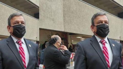 El secretario  de seguridad de Tijuana se opone al libre uso de la marihuana