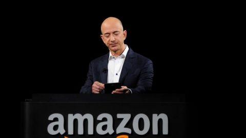 Jeff Bezos se va de Amazon y deja a su paso una sólida herencia