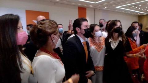 Vamos a pintar de naranja 'fosfo fosfo' a todo México: Samuel García