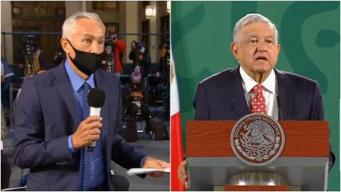 Yo tengo otros datos: Así fue el debate entre AMLO y Jorge Ramos en la mañanera