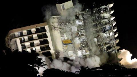 Cifra de muertes sube a 27 en edificio derrumbado de Miami