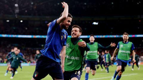 Italia elimina en penaltis a España y es el primer finalista de la Euro 2020