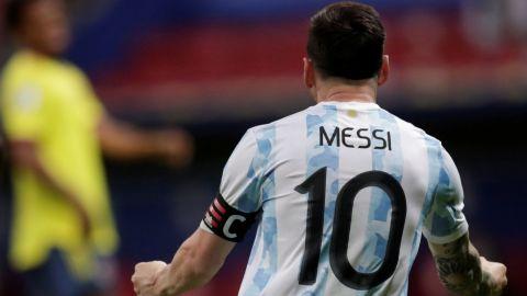 ¡Argentina a la Final de Copa América! En penales echaron a Colombia