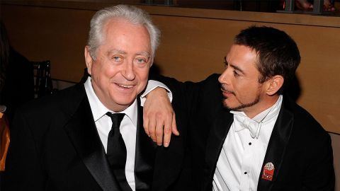 Fallece el cineasta Robert Downey Sr., padre del actor Robert Downey Jr.