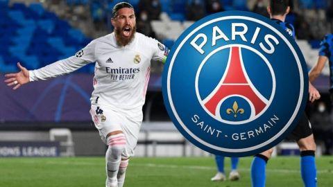 ¡OFICIAL! Sergio Ramos ya es nuevo jugador del PSG