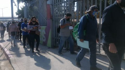 ¡Sin filas! No hay tiempo de espera para vacunarse en Tijuana