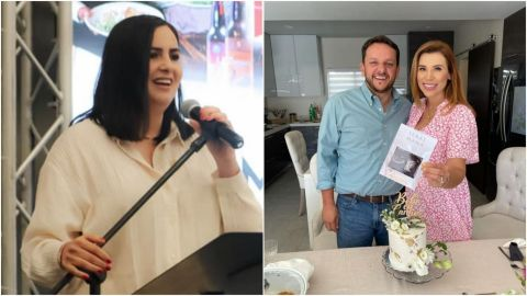 Felicitó Alcaldesa de Tijuana a gobernadora electa por su embarazo