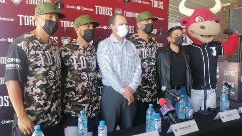 Tres 'Toros de Tijuana', a los Juegos Olímpicos de Tokio 2020