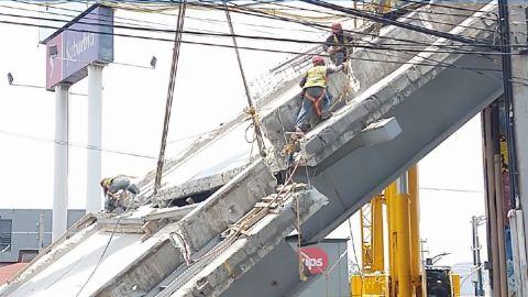 Juez desecha demanda de indemnización a víctimas de la Línea 12