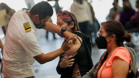 Van casi cien mil segundas dosis aplicadas en Tijuana en dos días