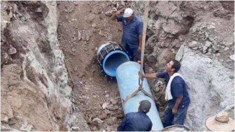 Siguen sin agua en Ensenada y la Zona Costa