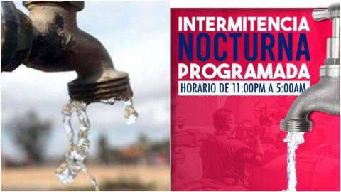 Crisis de agua en Tecate; solo hay servicio durante el día