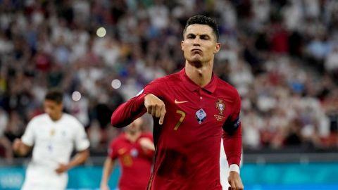 Cristiano Ronaldo se proclama como el máximo goleador de la Eurocopa
