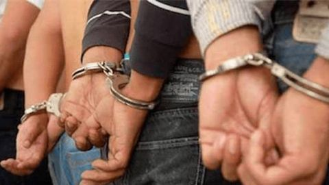 Detienen a 5 de grupo delictivo en Tijuana, dos de ellos menores de edad