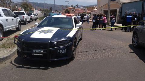 Fin de semana violento en Ensenada