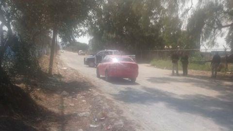 Doble homicidio en Maneadero