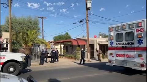 Muere niño en incendio en el Fraccionamiento Las Fuentes de Mexicali