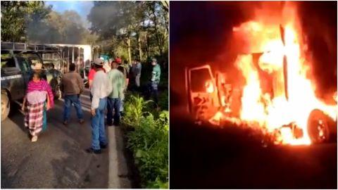 Comandos del cártel de 'El Mencho' atacan municipios en Michoacán; hay un muerto