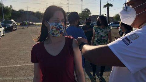 Jornada de vacunación anticovid continúa este jueves en Tijuana