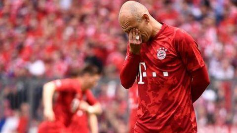 Arjen Robben, a 7 años del ''No era penal'', anuncia su retiro del fútbol