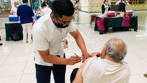 Vacunación anticovid sigue este sábado; habilitan 4 puntos en Tijuana