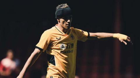 Raúl Jiménez vuelve a jugar con los Wolves, tras 8 meses