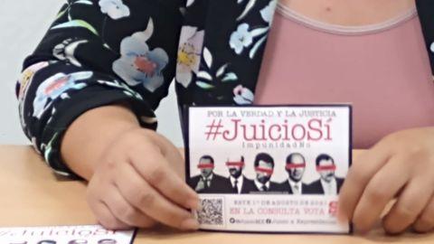 Requiere BC aportar 1.7 millones de votos para juzgar a ex Presidentes de México