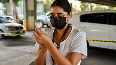 Continúa la vacunación con Pfizer este miércoles en Tijuana
