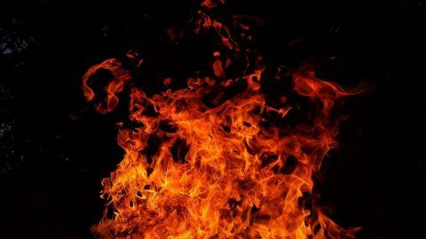 Sujeto intentó quitarse la vida prendiéndose fuego en Ensenada