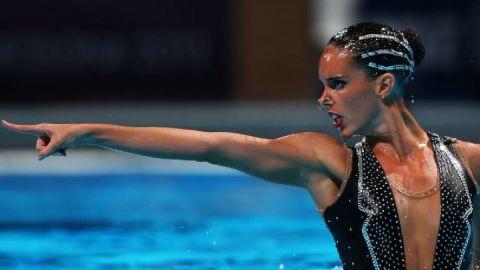 Nadadora española critica que le prohíban viajar con su bebé a los JJ.OO.