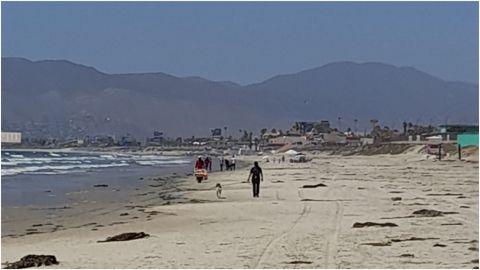 Cespe no descarta su responsabilidad en la contaminación de Playa Hermosa