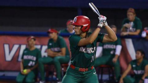 JJOO: México se medirá ante Japón en Sóftbol femenil