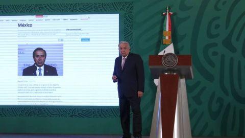 AMLO busca ''que Israel actúe con respeto'' y extradite a Tomás Zerón