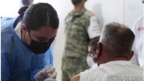 Destinan vacunas anti-covid 19 a adictos de Tecate