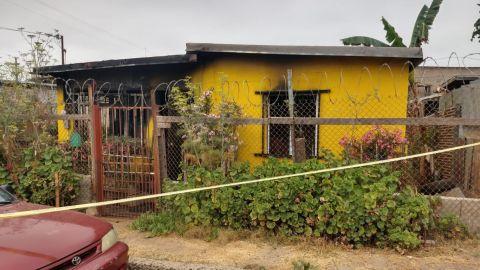 Hombre incendia su domicilio para quitarse la vida