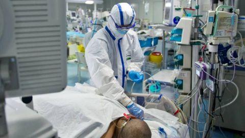 ¡Sin vacuna! Pacientes hospitalizados e intubados no están vacunados
