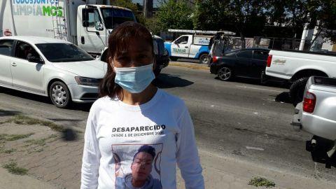 Viajó hasta Tijuana para buscar a su hijo desaparecido y lo encontró muerto