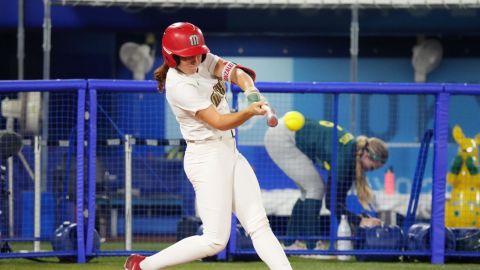 México vence a Australia en sóftbol femenil , va por el bronce
