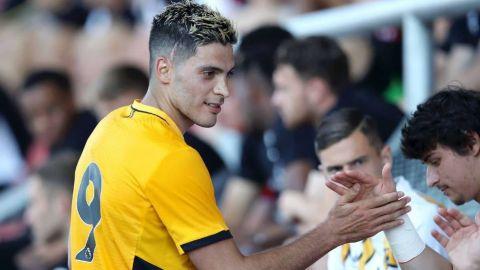¡Regresó el crack! Raúl Jiménez hizo gol 8 meses después de su lesión
