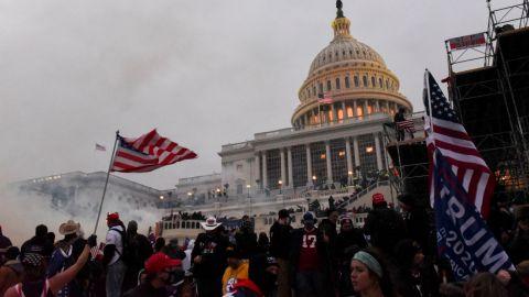 'Un viaje al infierno', así relata policía de Washington el Asalto del Capitolio