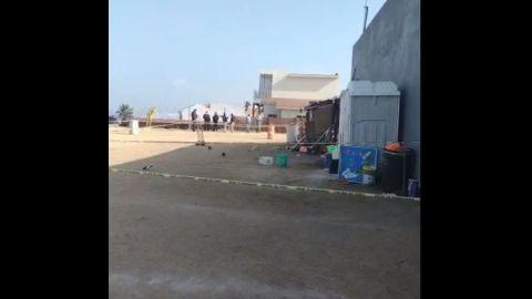 Matan a hombre en Playa Hermosa